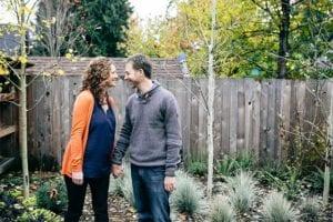 Portland Doula Birthing classes couple
